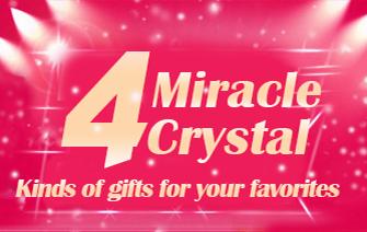 Miracle crystal